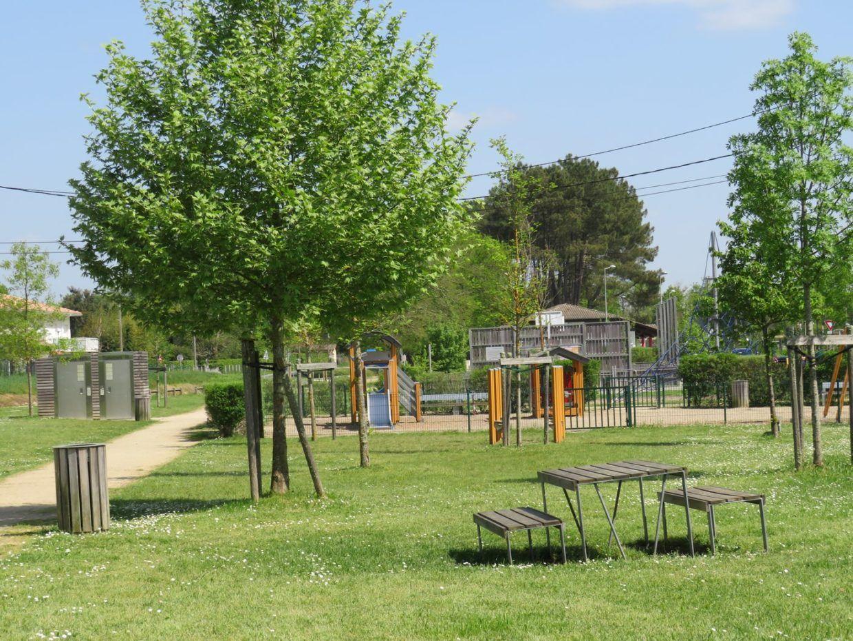 jardin de la Gare parc