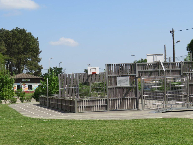 jardin de la Gare city parc
