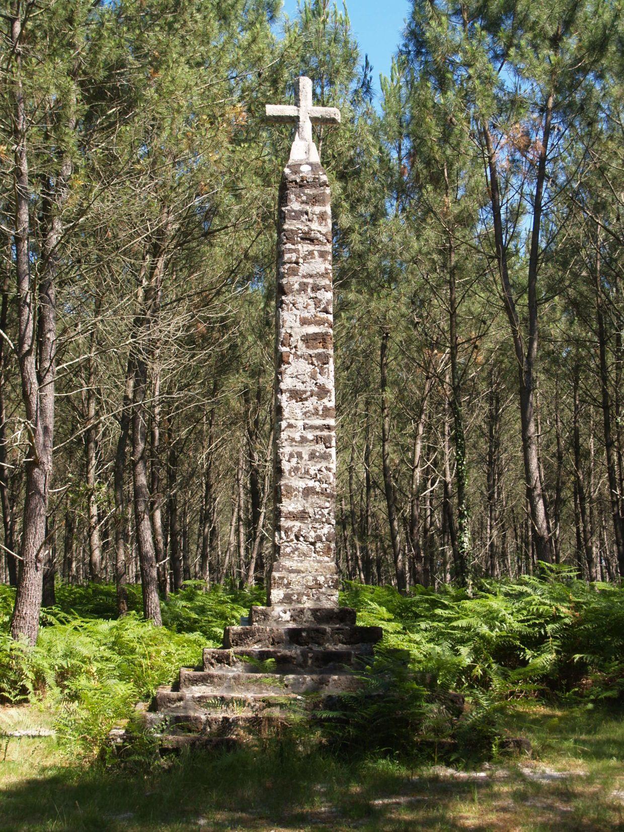 croix des pélerins