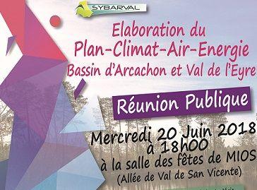 Plan climat réunion publique 20 juin 2018