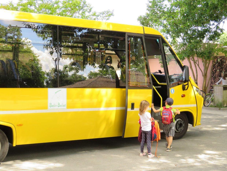 Transport scolaire écoles