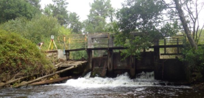barrage du Graoux